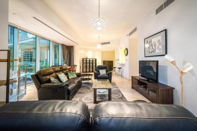 Dubai Marina Luxury Apartment Uae