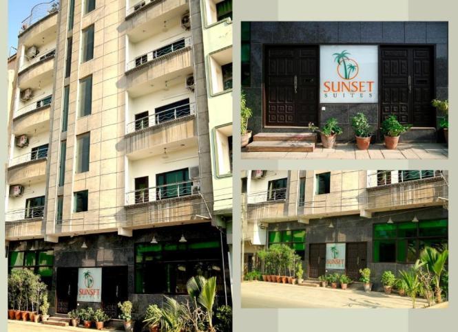 Hotel Sunset Suites Karachi Stan