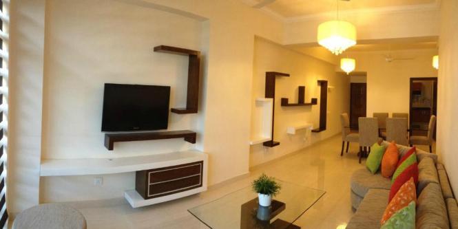 Luxury 3 Bedroom Marine Apartment
