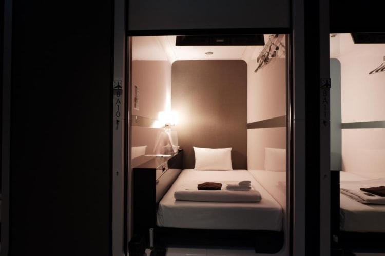 10 beste capsule hotels in Tokyo