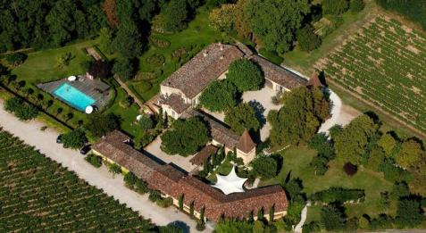 Chateau Touny-les-Roses