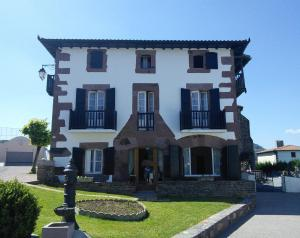 Hotel Camou, St Jean-Pied-du-Port