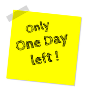 one-day-left-1420997__180
