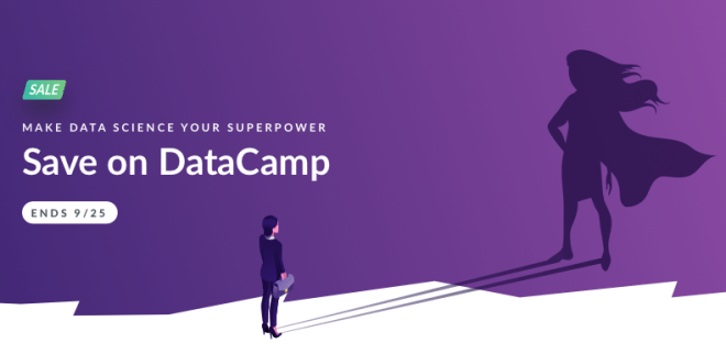 Save On an Annual DataCamp Subscription (Less Than 2 Days Left)