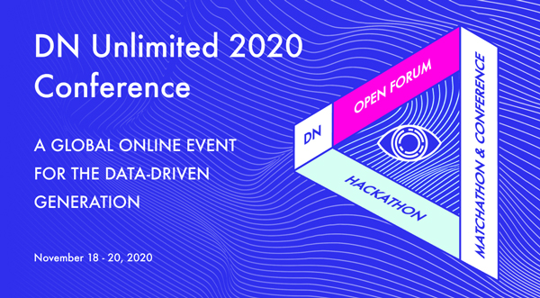 DN Unlimited 2020: Europe's largest data science gathering |Nov 18 – 20 online