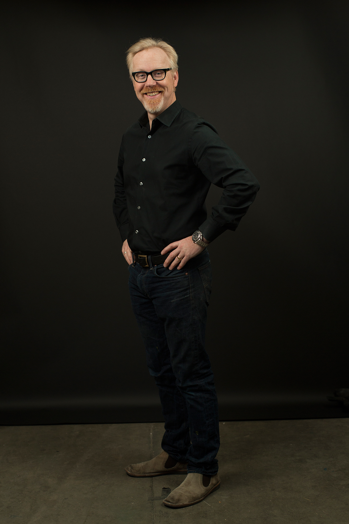 Adam Savage MythBusters Discovery