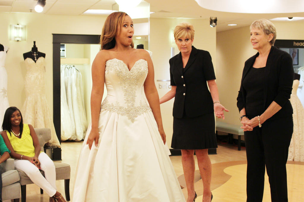 Our Fave Wedding Dresses From Season 8