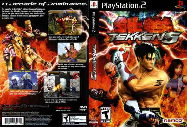 Image result for Tekken 5