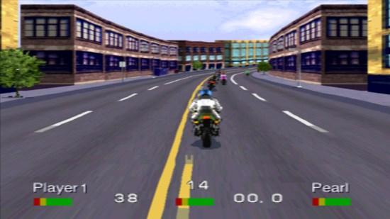 Road Rash PS1 ROM #25