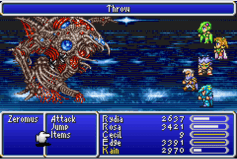 Final Fantasy IV Advance EEternity ROM Download