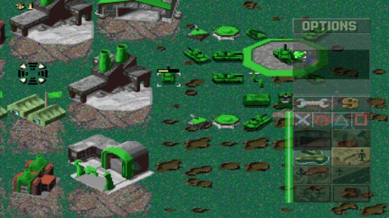 Command & Conquer PS1 ROM #6