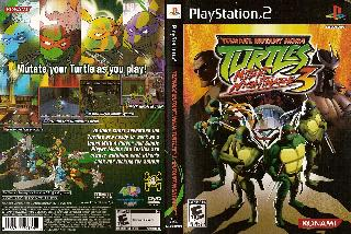 PS2 Couch Co op Games This game is based on the third season of the 2003 TMNT series  In the PS2  and Xbox versions the TMNT  Turtles in Time Arcade game is unlocked after