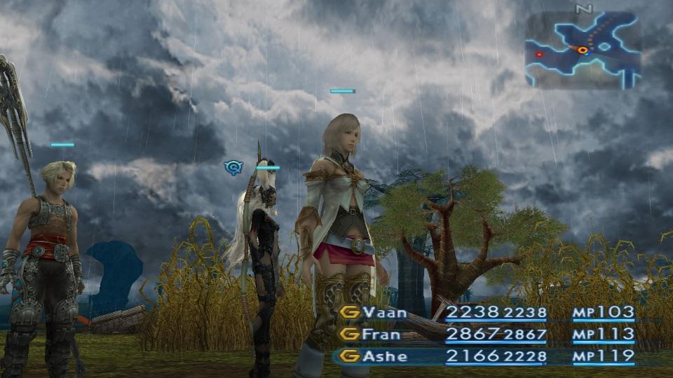 Final Fantasy XII Europe Australia ISO