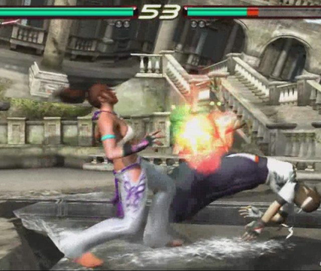 Screenshot Thumbnail Media File 3 For Tekken 6 Usa