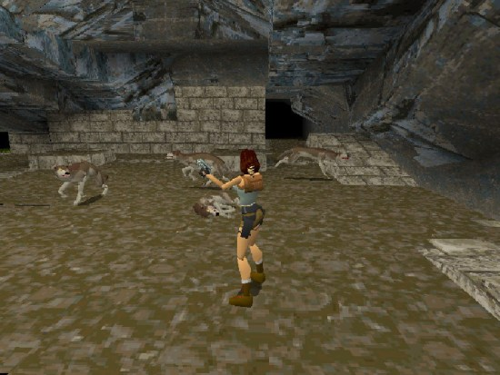 Tomb Raider PS1 ROM #30