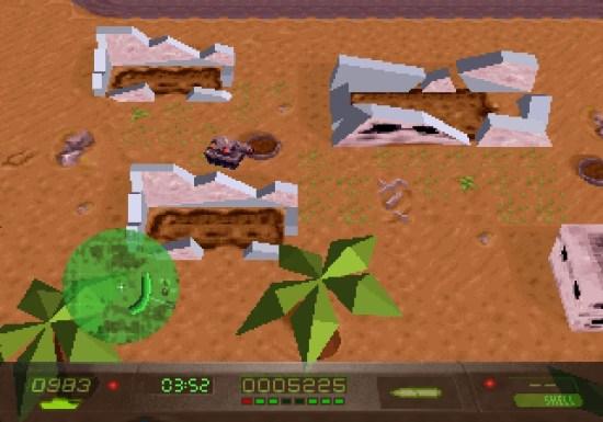 Mass Destruction PS1 ROM #17