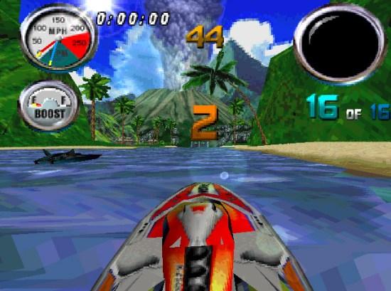 Hydro Thunder PS1 ROM #14