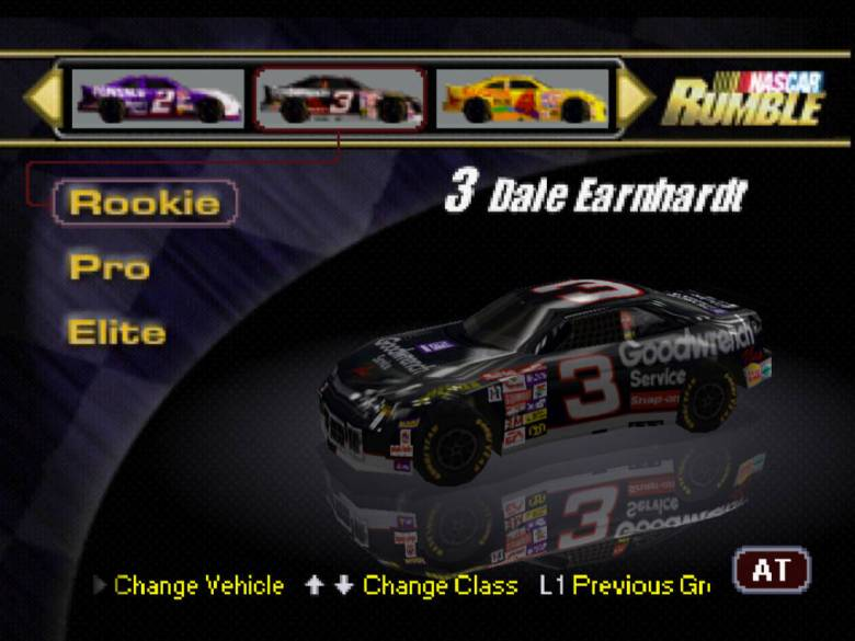 NASCAR Rumble [NTSC-U] ISO