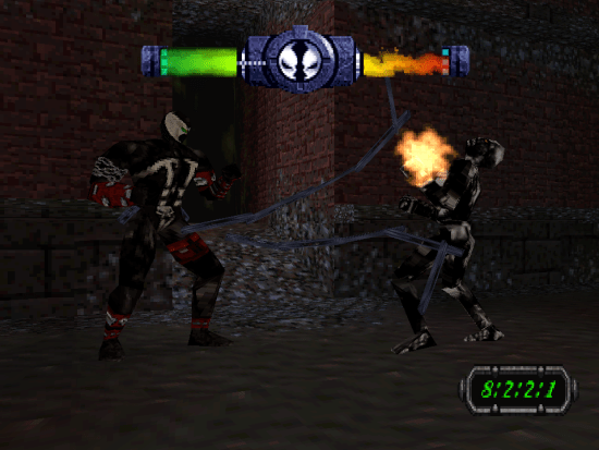 Spawn PS1 ROM #27