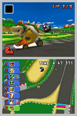 Image result for Mario Kart DS