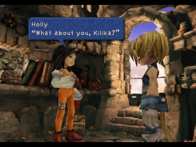 Final Fantasy IX E Disc 2 ISO
