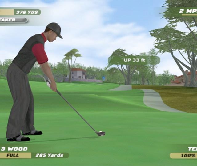 Screenshot Thumbnail Media File 2 For Tiger Woods Pga Tour 06