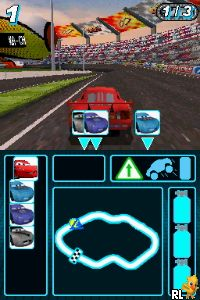 Cars 2 DSi Enhanced U ROM