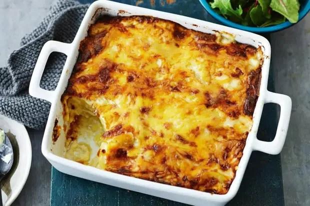 法国土豆没有肉:用照片烹饪的食谱