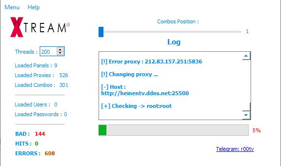 XUI Cracker v2.2 Update