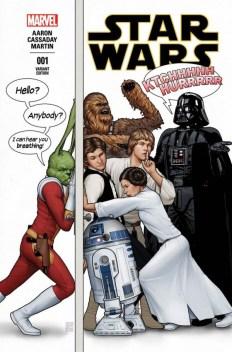 Star Wars 1 Jaxx Welcome Back John Tyler Christopher Variant