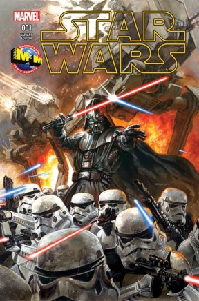 Star Wars 1 Dave Dorman Variant
