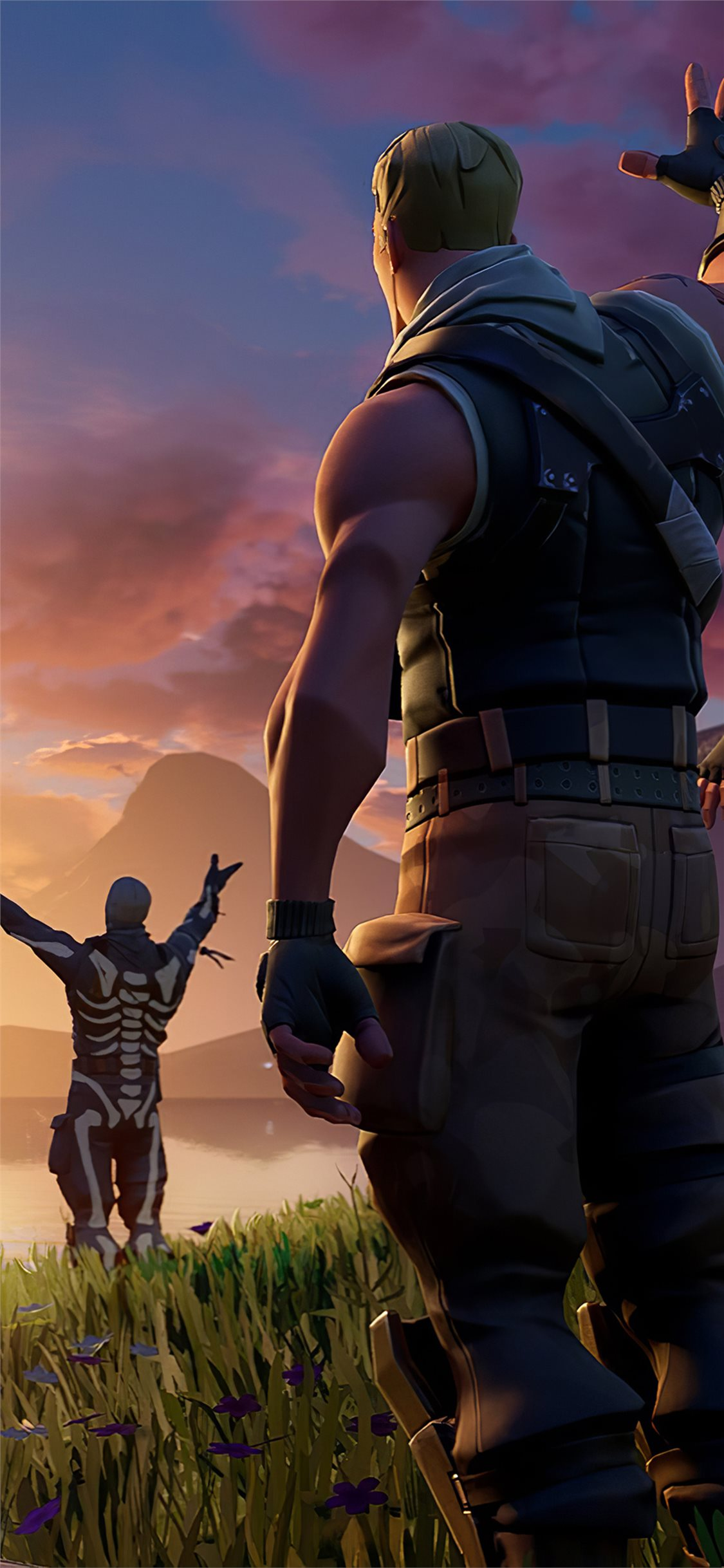 Fortnite Chapter 2 Iphone X Wallpapers Free Download