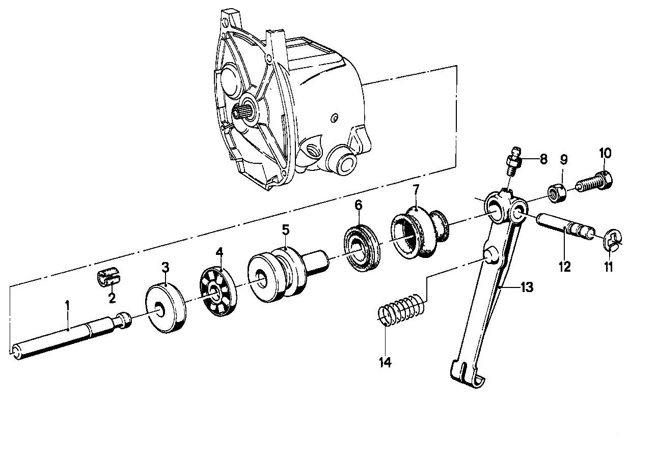Neutral Switch Repair Transmission Input Seal And Clutch