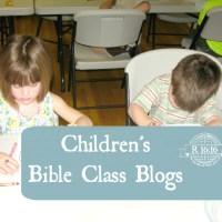 Childrens Bible Class