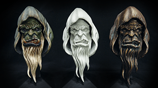 The Orc Bust in Taiwan RF