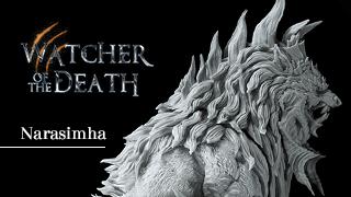 Watcher of the Death -Narasimha-