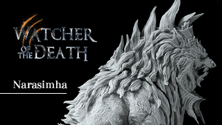 Watcher of the Death -Narasimha-