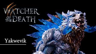 Watcher of the Death-Yakwevik-painting version