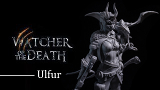 Watcher Of The Death-Ulfur-