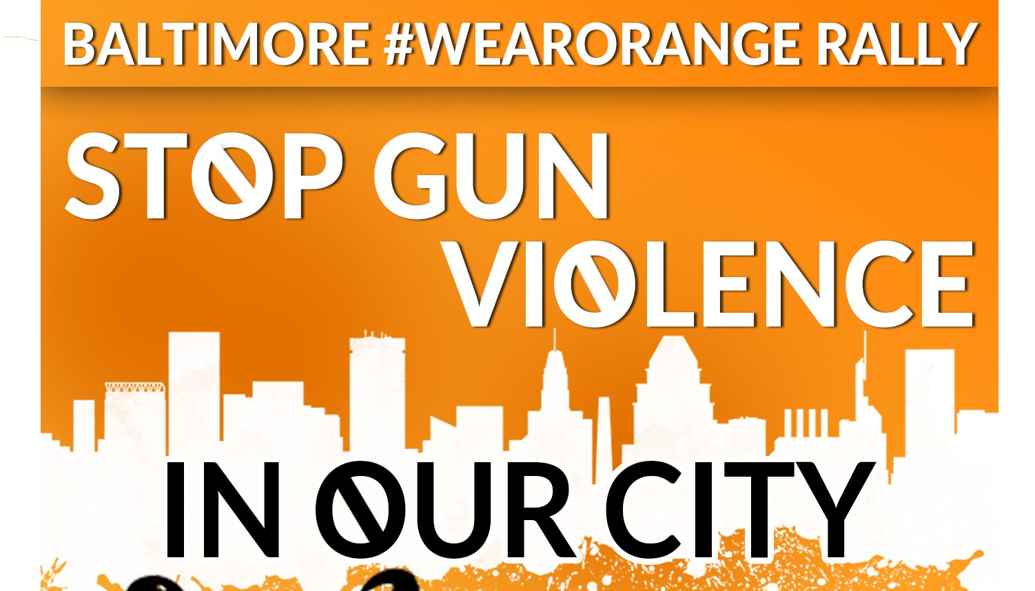 Gun Violence Awareness Day Rally in Baltimore