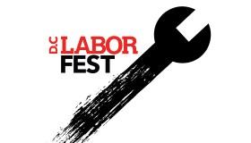 DC Labor Fest Logo