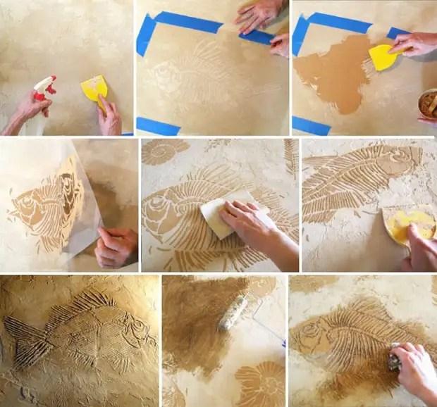 90 Idéias inspiradoras para decorar paredes com suas próprias mãos: crie seu interior único!