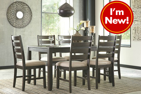 Dining Room Rental   Rent To Own Furniture   RENT 2 OWN Signature