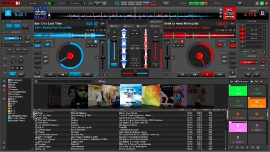 Atomix VirtualDJ Pro 2021 Crack With License Key [Latest] Download