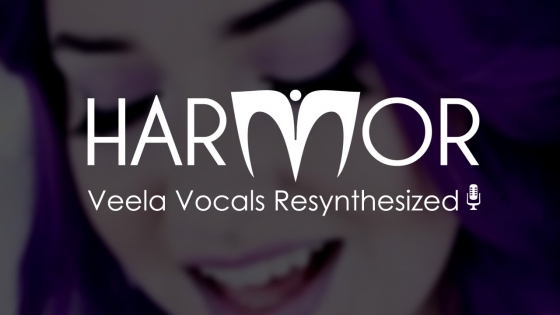 Image Line VEELA Vocals Resynthesized Harmor Presets