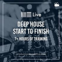 Production Music Live Deep House Track From Start To Finish TUTORIAL