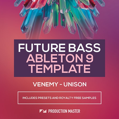 Production Master Future Bass Ableton Live Template – Venemy