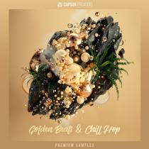 CAPSUN ProAudio Golden Beats and Chill Hop WAV