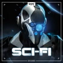 Boom Library Sci-Fi - Designed WAV