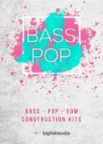 Bass Pop: Bass Pop EDM Construction Kits WAV